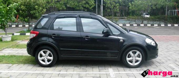 Harga Suzuki Sx4 X Over Bekas Di Pasaran Indonesia Daftar Harga