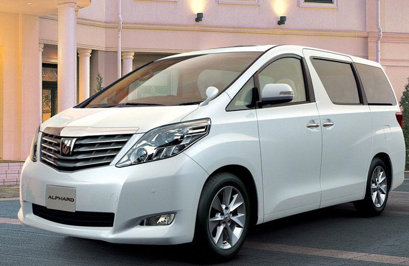 Harga dan Spesifikasi Mobil Toyota ALPHARD Terbaru