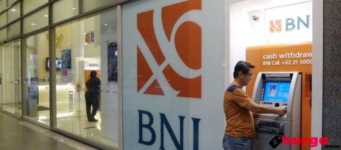 Update Terbaru Biaya Transfer Dari Bank BNI ke Mandiri via ATM