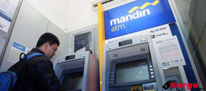 Transfer Via ATM Mandiri - (Sumber: ekonomi.akurat.co)