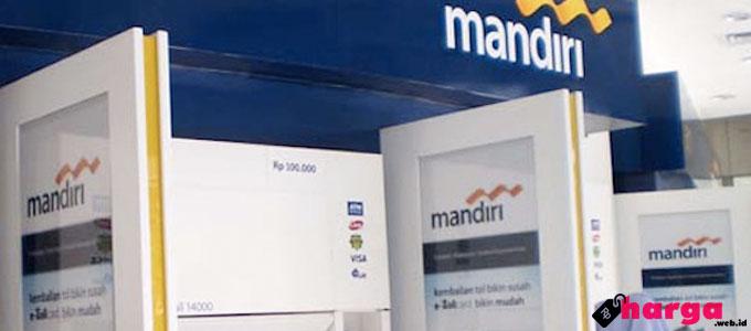 Update Biaya Transfer dari Bank Mandiri ke BCA (via Internet, SMS, Mobile, dan ATM)