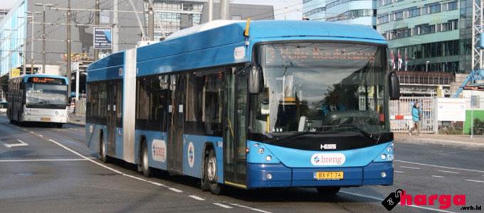Transportasi Umum di Belanda - (Sumber: mamarantau.com)