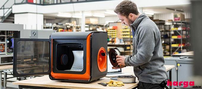 UP 3D Printer Box Black - up3dprinters.co.uk