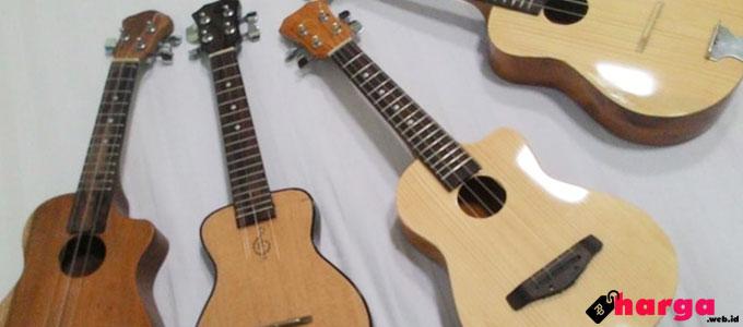 Update Harga Ukulele Cak dan Cuk untuk Instrumen Musik Keroncong