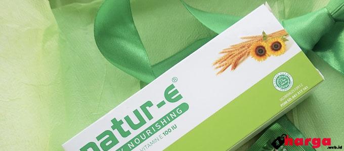 Vitamin Natur E 100 IU - (Sumber: mrshidayah.com)