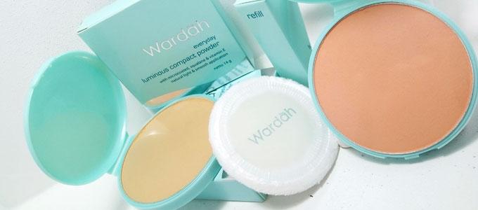 Harga Wardah Acne Face Powder & Wardah Luminous Face Powder