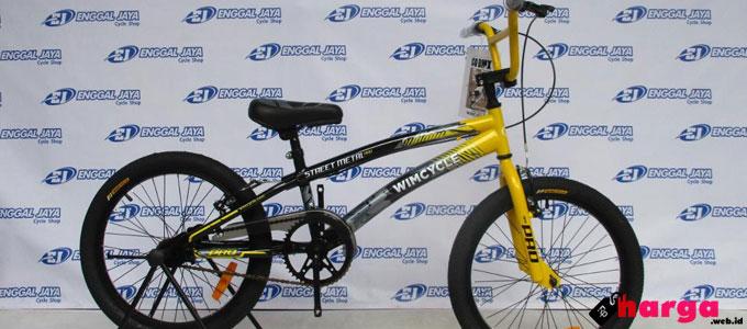 Update Daftar Harga Sepeda Murah untuk Anak-Anak & Dewasa