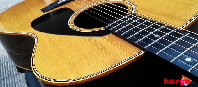 Yamaha Gitar Akustik - (Sumber: bukapalak.com)