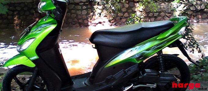 Yamaha Mio Sporty - www.jualo.com