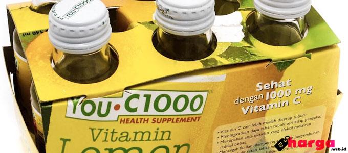 13 Manfaat dan Khasiat You C1000 untuk Kesehatan