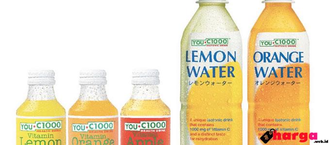 Manfaat You C 1000 Vitamin Water