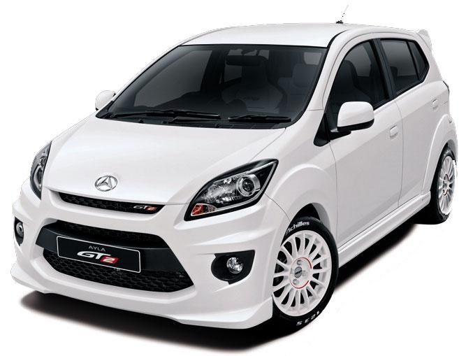 Harga Murah Mobil LCGC Daihatsu Ayla, dan Fitur Hemat BBM Eco-Driving