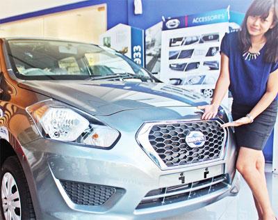 Datsun GO+ Panca Dominasi Penjualan Mobil Datsun