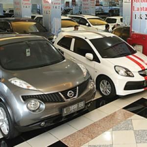 Harga Mobil bekas di Supermarket Mobil Bekas DTC