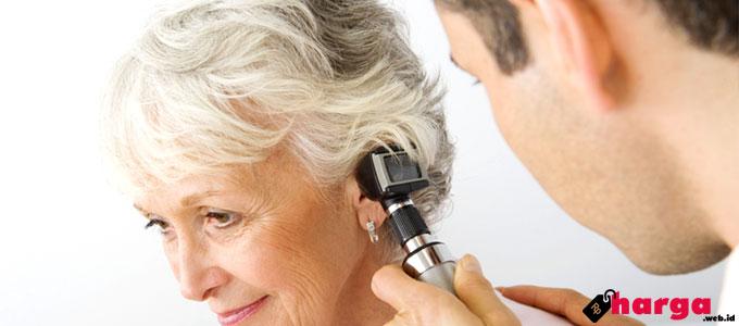 Update Biaya Sedot Kotoran Telinga di Dokter THT   Daftar