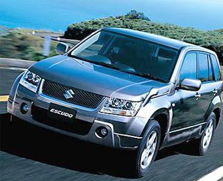 Info Harga Baru Dan Spesifikasi Suzuki Escudo