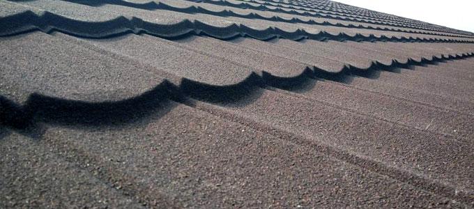 Harga Genteng Metal Lapis Pasir Multiroof Sakura Roof Surya Dll