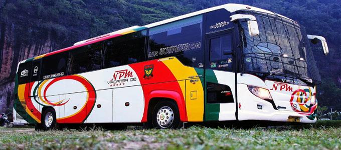 Info Lengkap Terbaru Harga Tiket Bus Rute Jakarta Medan Daftar Harga Tarif