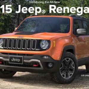 Jeep Renegade, Mobil Jip Termurah Segera Hadir Di Indonesia
