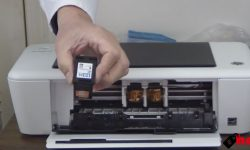 Update Harga Cartridge Printer HP Deskjet 1010 (Black dan Tri-color)