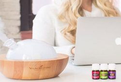 Katalog Harga Young Living (Essential Oil dan Diffuser)