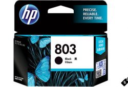 Info Terkini Harga HP 803 Ink Cartridge (Black dan Tri-color)