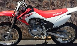 Update Harga Honda CRF 230 & Honda CRF 230F, Enduro Entry-Level