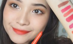 Harga & Pilihan Warna Lipstik Maybelline Color Sensational Lip Gradation-stephanie-rose