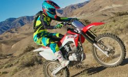 Harga Honda CRF230 & CRF230F, Motor Entry-Level di Segmen Enduro