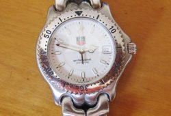 Harga Jam Tangan Tag Heuer Professional 200 Meters (Original dan Second)