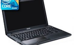 Laptop Toshiba core i5