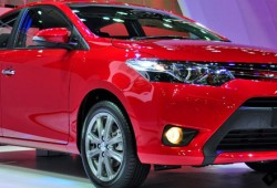 Harga Sedan Toyota All New Vios 2016