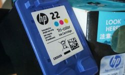 Info Terkini Harga Cartridge Printer HP Deskjet D1550 (Hitam dan Warna)