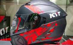 Harga Helm KYT Falcon 2 Original (Solid, Armour, Spike, Carbon, Faster)