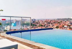 Update Tarif Sky Swimming Pool Star Hotel Semarang