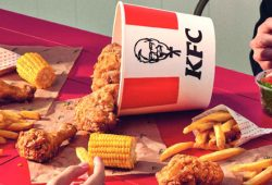 Update Harga Menu KFC Chaki Kid Meal