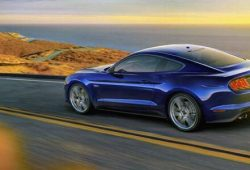 Update Harga Ford Mustang EcoBoost 2.3 (All Type)