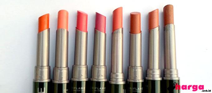 harga, lipstik, Oriflame, situs, resmi, Indonesia, The ONE, Giordani, Gold, menawan, tampilan, unlimited, matte, super, nuansa, kulit, hangat, dingin, netral, warna, coral, merah, colourbox, lipstick