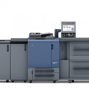 Mesin Printing Bizhub Press C1070/C1060, Kualitas Setara Cetakan Offset
