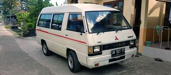 Kisaran Harga Mobil Mitsubishi L300 Bekas Mulai Tahun 1995 Dst Daftar Harga Tarif