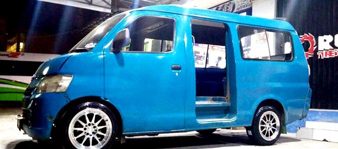 Daihatsu, kendaraan, harga, angkot, Gran Max, bekas, produk, mesin, desain, interior, mobil, MPV, SUV, tipe, varian, model, pick up, Indonesia