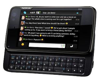 Info Harga dan Spesifikasi Nokia N900 Terbaru
