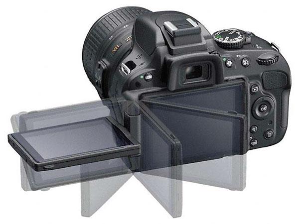 Nikon D5500, Kamera DSLR Layar Sentuh dengan Koneksi Nirkabel