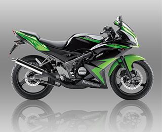 Spesifikasi Dan Harga Sepeda Motor Kawasaki Ninja RR