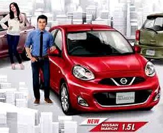 Harga New Nissan March 2014 Dengan Desain Dan Performa Terbaru
