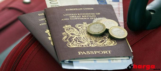 Info Terkini Biaya Bikin Pasport 2014