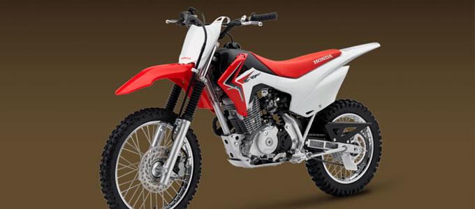 YANG HOBI NGE-TRAIL WAJIB BACA! >> Spek & Harga Honda CRF125F, Motor Trail Pemula