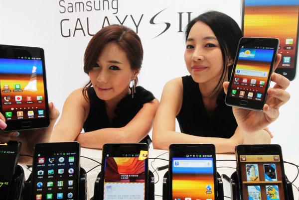 Harga Samsung Galaxy S2 di Pasaran Second