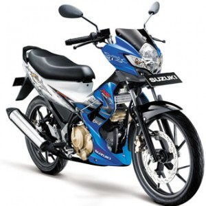 Spesifikasi Dan Harga Sepeda Motor Satria Fu 150 cc Terbaru