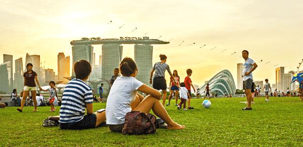 Biaya jalan jalan ke Singapore (SIN) dari Jakarta (CGK)